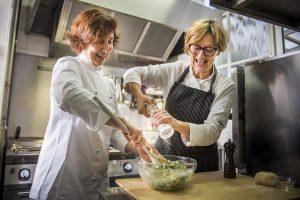 i cooking show di Confartigianato alla Fiera Fredda di Borgo San Dalmazzo -